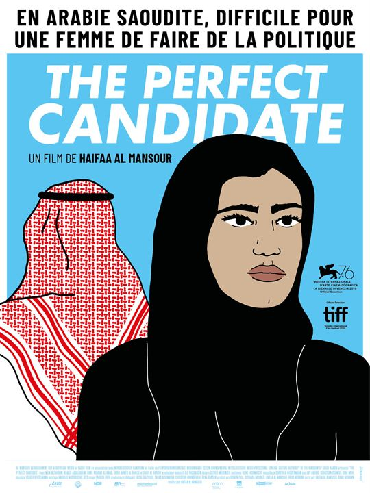 affiche the perfect candidate