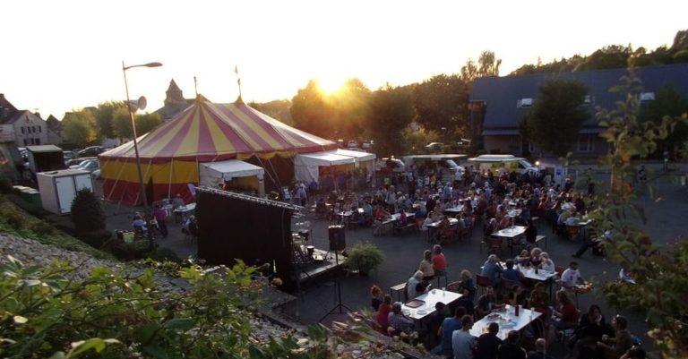 coucher de soleil festival 2020