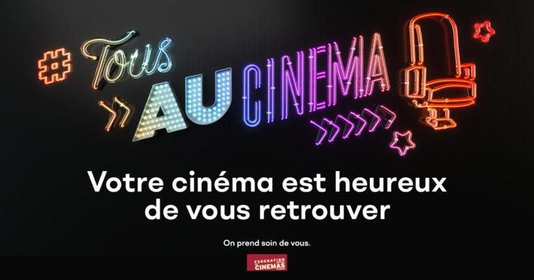 LE CINEMA DE RIEUPEYROUX EST OUVERT !