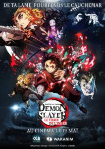 DEMON SLAYER – LE FILM : LE TRAIN DE L'INFINI