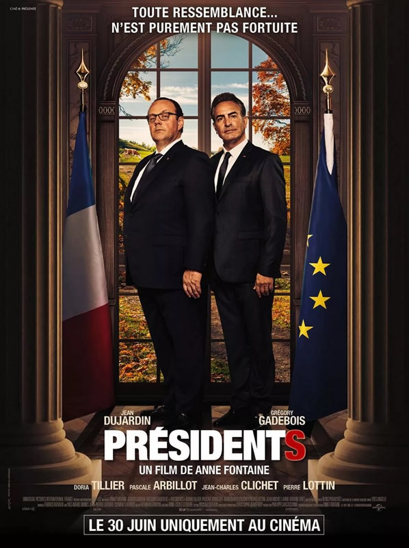 affiche presidents