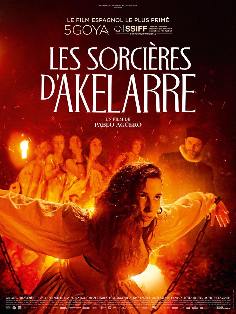 LES SORCIERES D'AKELARRE
